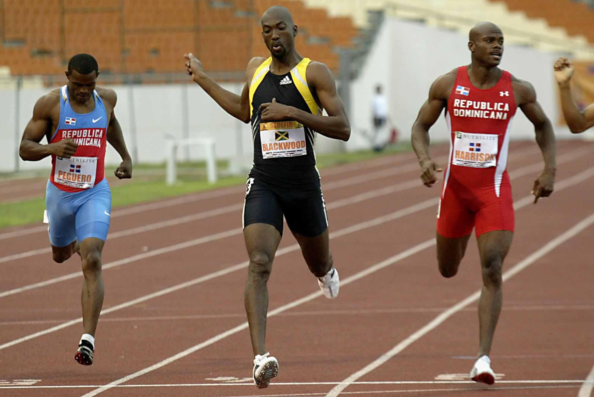 0a00d8a74b Carreras de Velocidad - Federación Dominicana de Atletismo