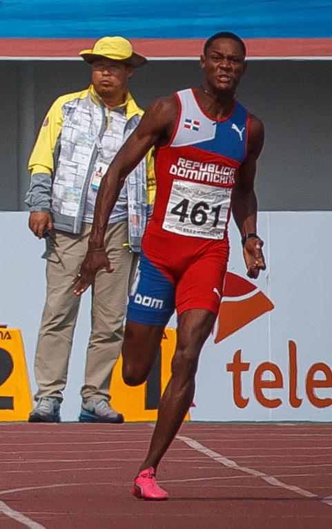 Bronze para Aldemir Gomes da Silva Júnior nos 200m em Mungyeong pelos 6º Jogos Mundiais Militares. Foto: Sgt Johnson Barros