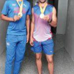 Lugelin Santos medalla de oro